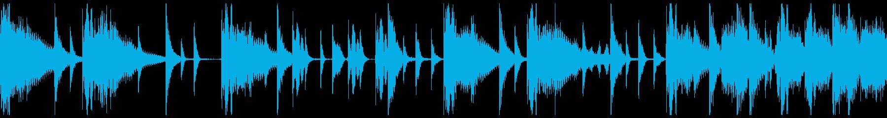 フュージョン ジャズ ファンク H...の再生済みの波形