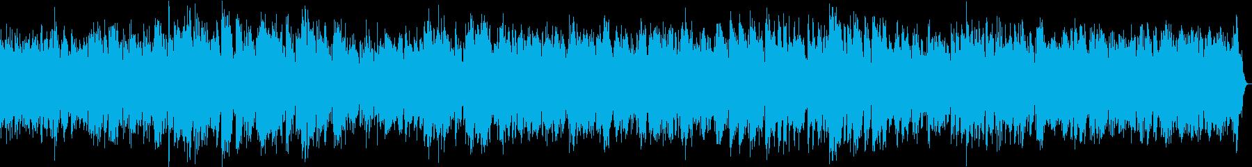 生演奏・ボサノバ・フルート・店舗BGMの再生済みの波形