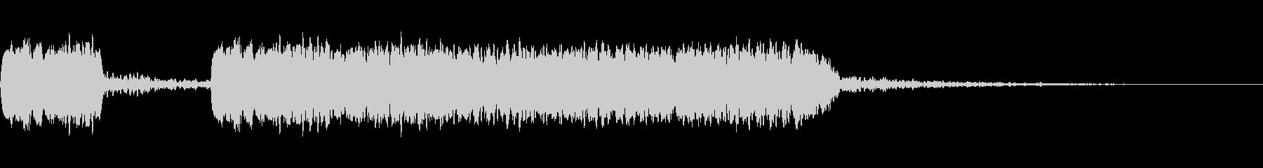 【Foley】笛/ホイッスル/サンバの未再生の波形