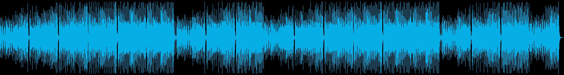 のんびり楽しいレゲエポップ:フル2回の再生済みの波形