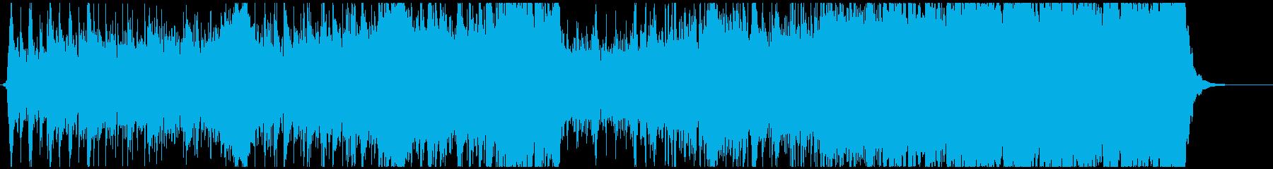 現代的 交響曲 ドラマチック ファ...の再生済みの波形