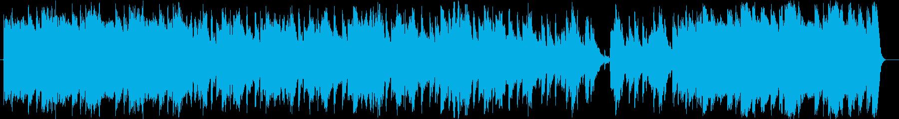 戦闘・追跡シーン系BGM_ATypeの再生済みの波形