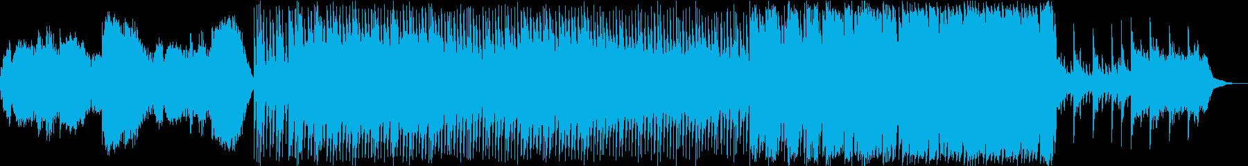 神秘的な森の日常(フルver.)の再生済みの波形