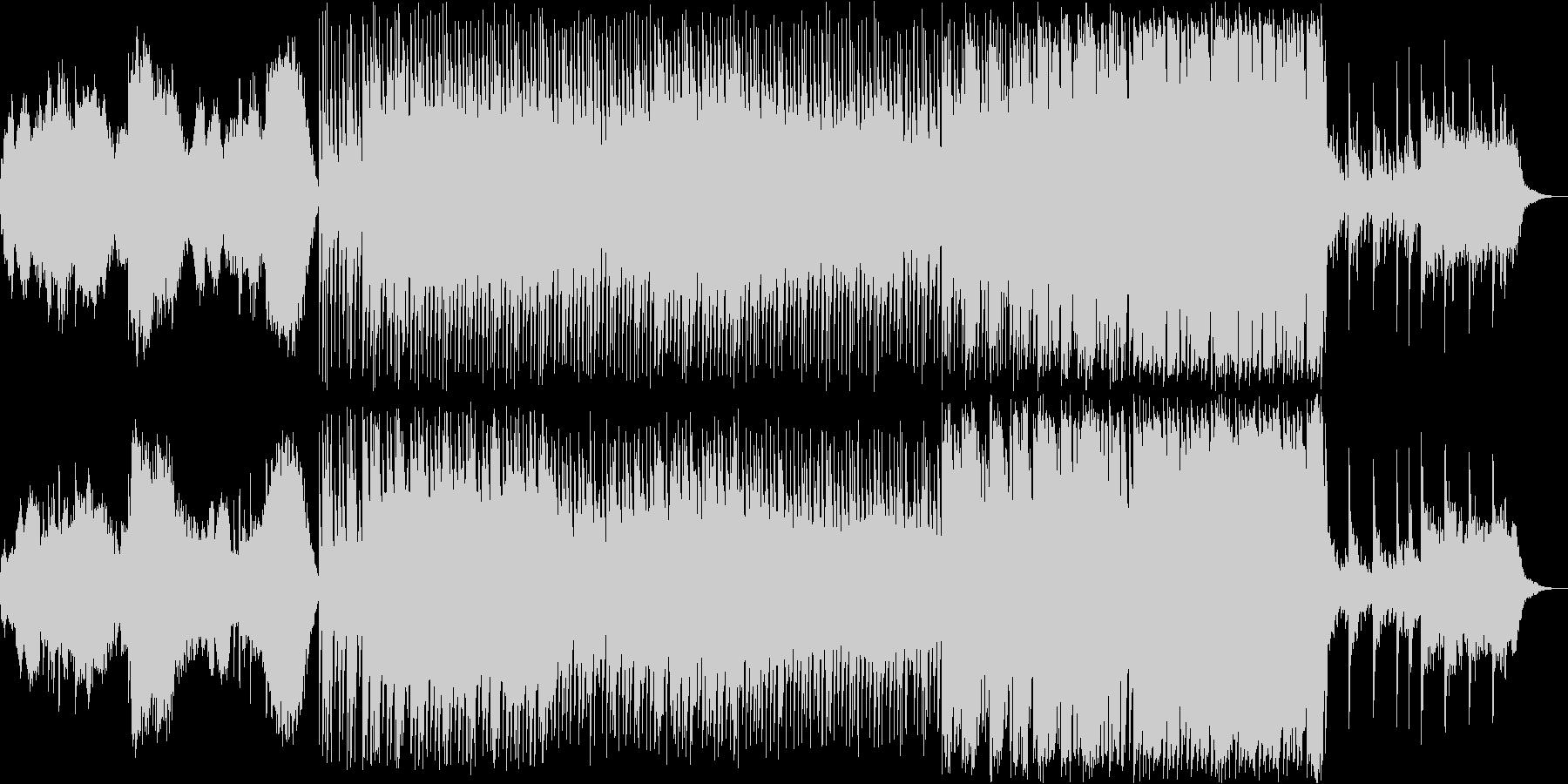 神秘的な森の日常(フルver.)の未再生の波形