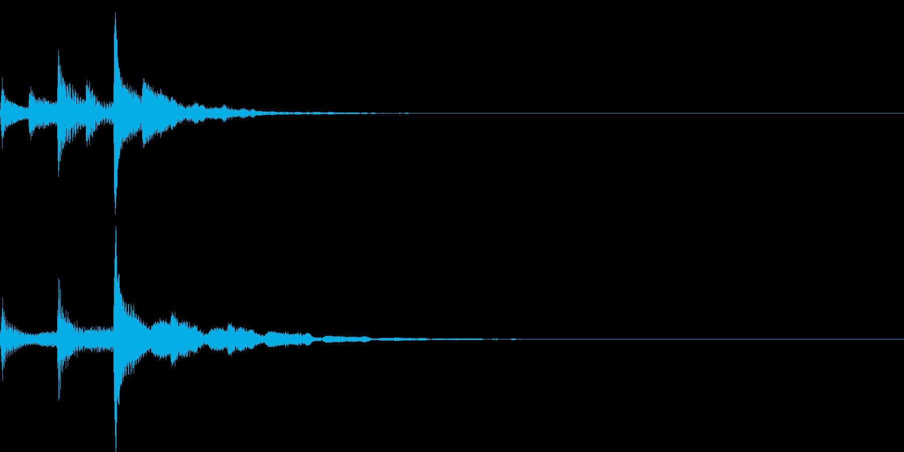 SF宇宙なアンビエント/深海/癒し系20の再生済みの波形