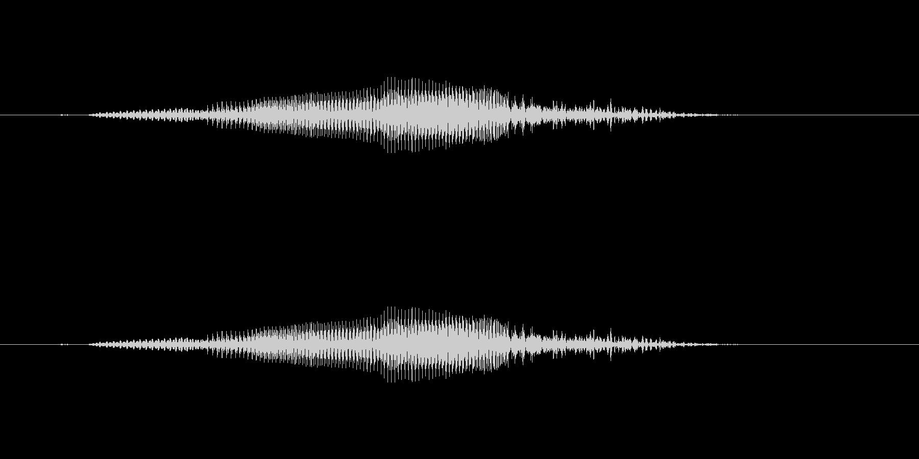 2/に - 4~5歳 女の子 - 34の未再生の波形