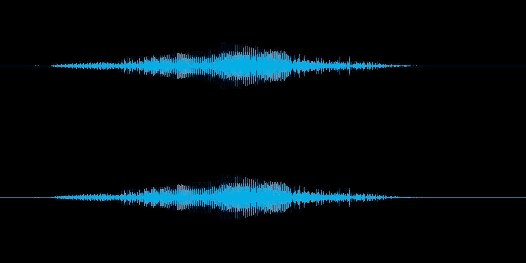 2/に - 4~5歳 女の子 - 34の再生済みの波形