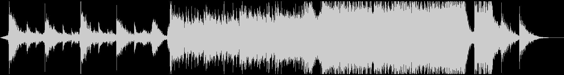 Damage IIIの未再生の波形