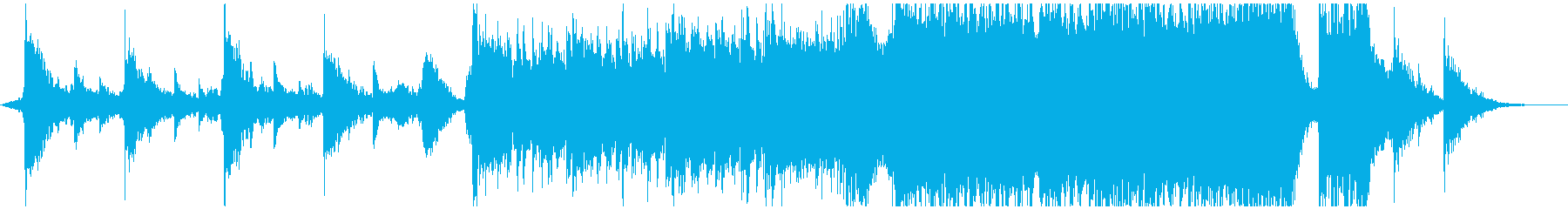 Damage IIIの再生済みの波形