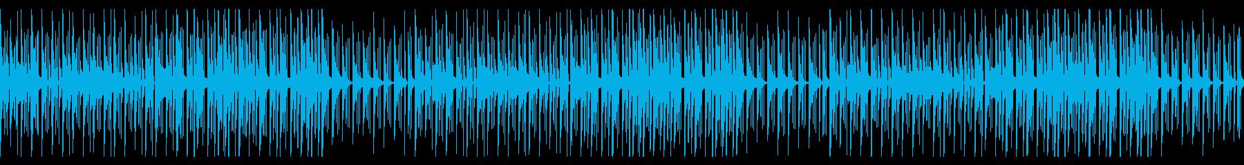 【ループ版】YouTube ほのぼ…の再生済みの波形