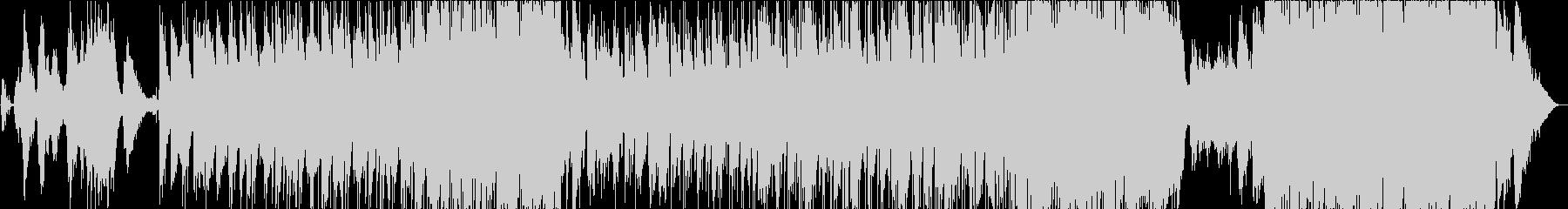 Briseの未再生の波形