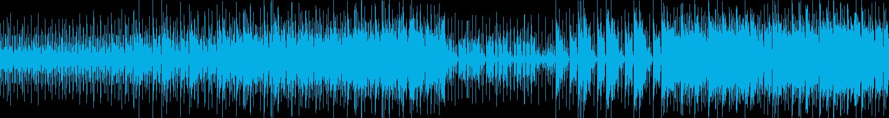 ■ヒップホップ・推理・シリアスな場面にの再生済みの波形