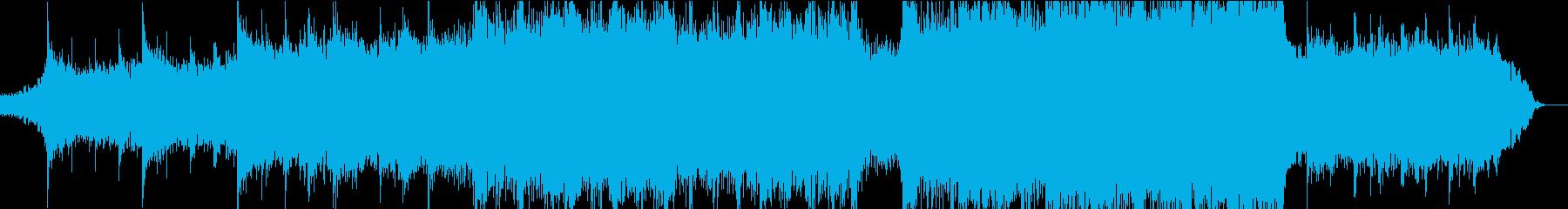 エレクトロ 交響曲 プログレッシブ...の再生済みの波形