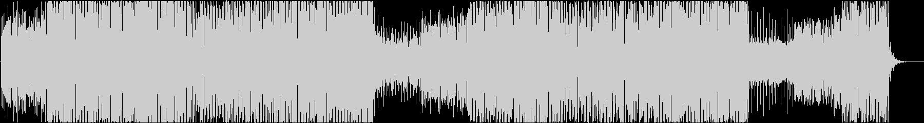 シンセ音キラキラ明るいPOPの未再生の波形