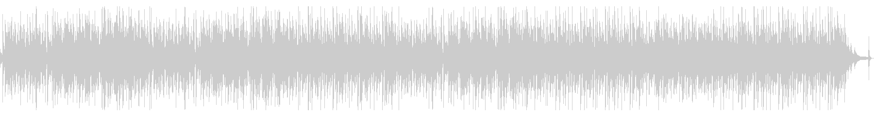 Fashionable Bossa Nova Relax Cafe's unreproduced waveform