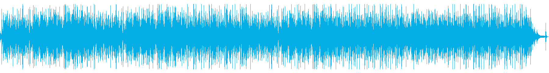 Fashionable Bossa Nova Relax Cafe's reproduced waveform