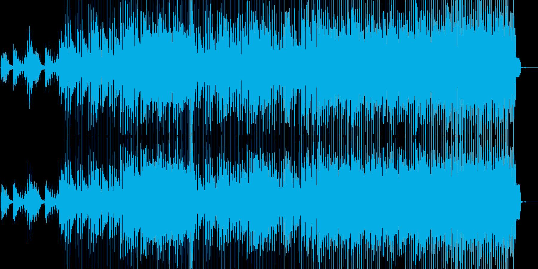 a.k.a.の再生済みの波形