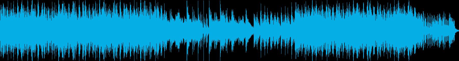 ゲーム、ステージクリア後のBGM。の再生済みの波形