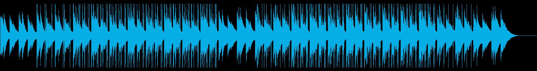 【メロ抜】エレピとギターのメロウな雰囲気の再生済みの波形