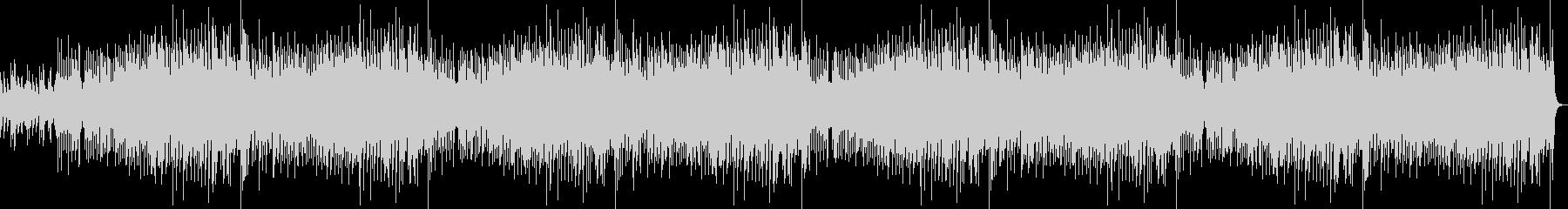 ピアノ中心の心あたたまるBGM10分の未再生の波形