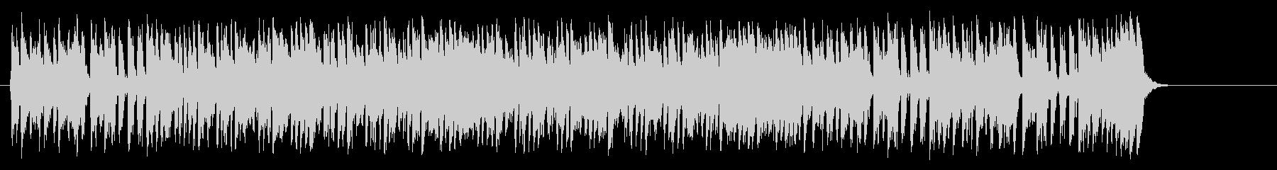 夏のフュージョンポップ(イントロ~サ…)の未再生の波形