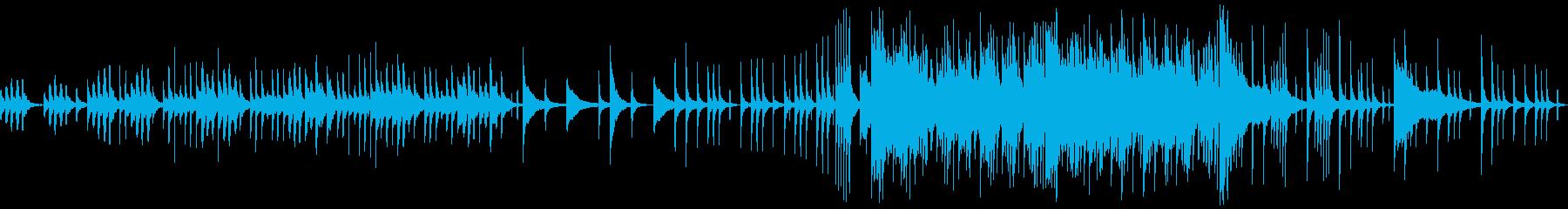 中国伝統楽器を使ったBGM【ループ】の再生済みの波形