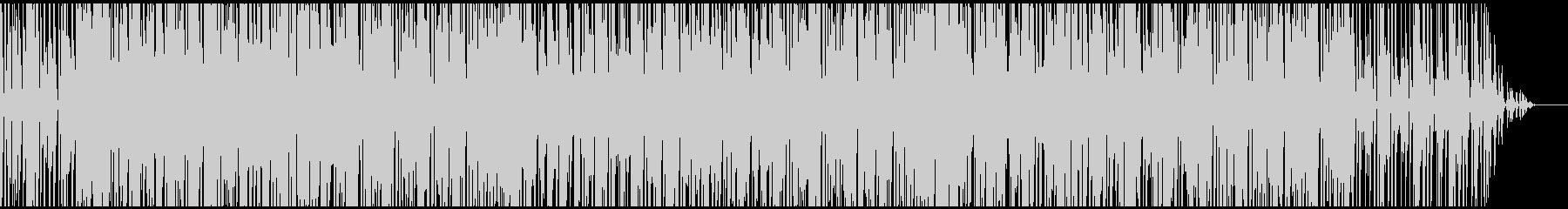 ヒップホップラップは、ボーカルフッ...の未再生の波形