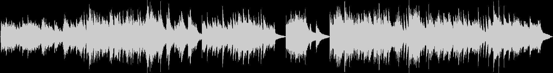 ピアノ生演奏/Xmas・キラキラ・雪・海の未再生の波形