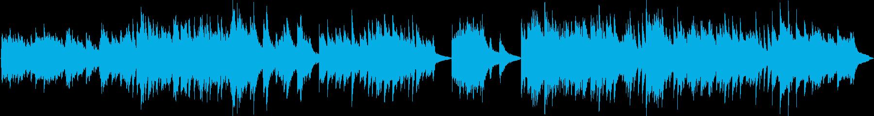 ピアノ生演奏/Xmas・キラキラ・雪・海の再生済みの波形