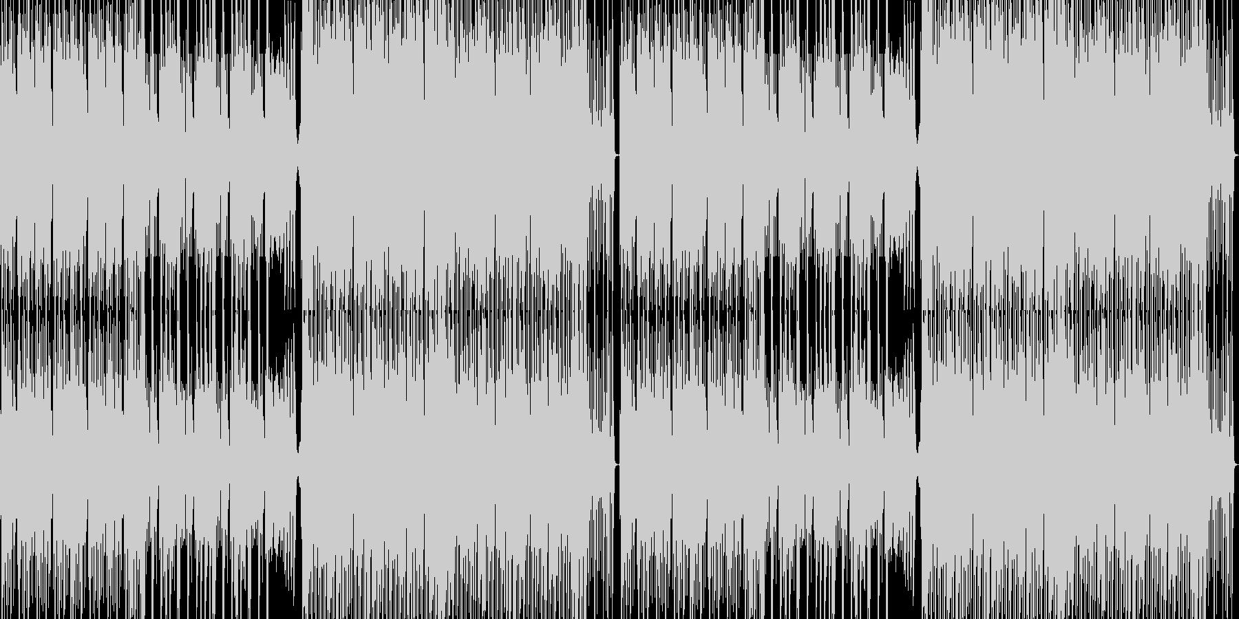 朗らかで軽快なケルト風インスト■ループ可の未再生の波形