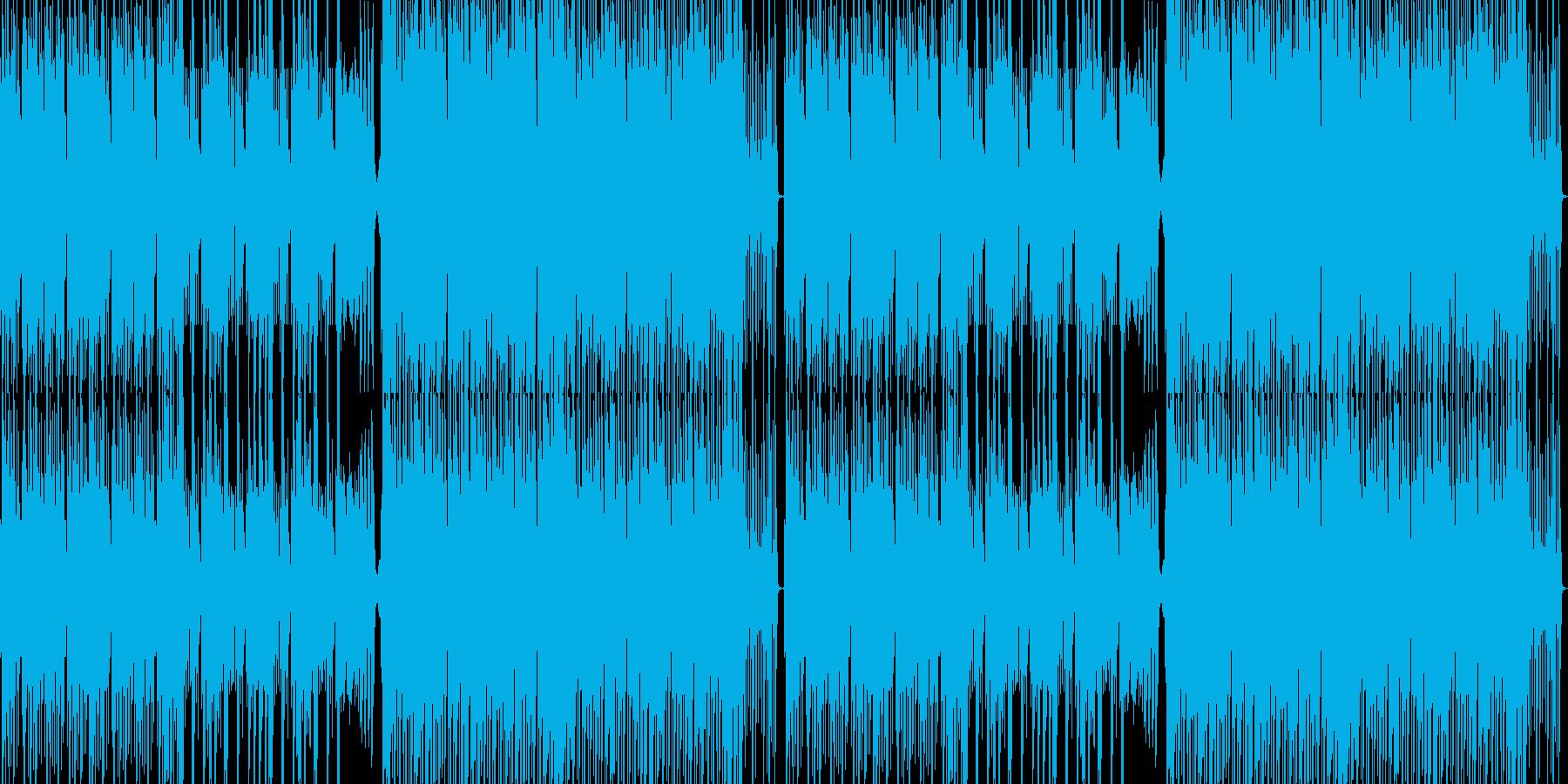 朗らかで軽快なケルト風インスト■ループ可の再生済みの波形