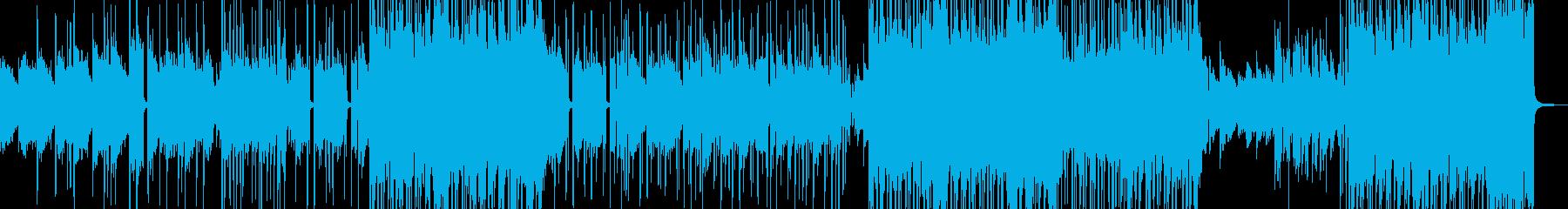 J‐R&B風・秋の切ない恋愛シーン…A2の再生済みの波形