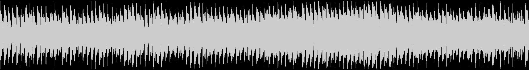 明るいリコーダー・ポップ ※ループ仕様版の未再生の波形