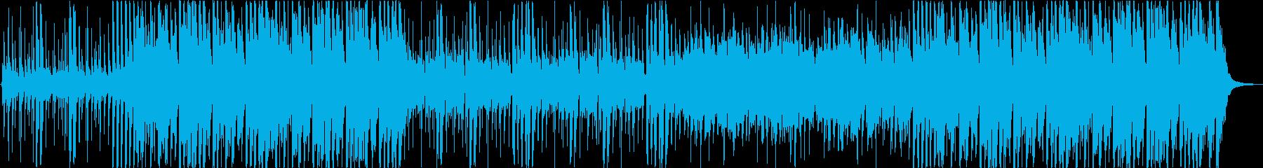 スポットライトギラギラビッグバンドの再生済みの波形