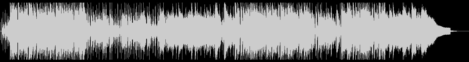 12弦アコギ入りポップでロックなサウンドの未再生の波形