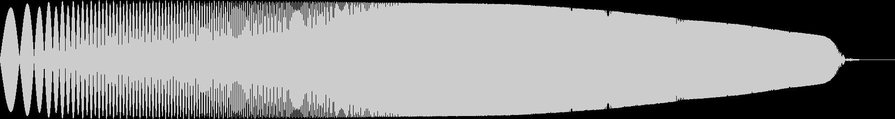 AMGアナログFX40の未再生の波形
