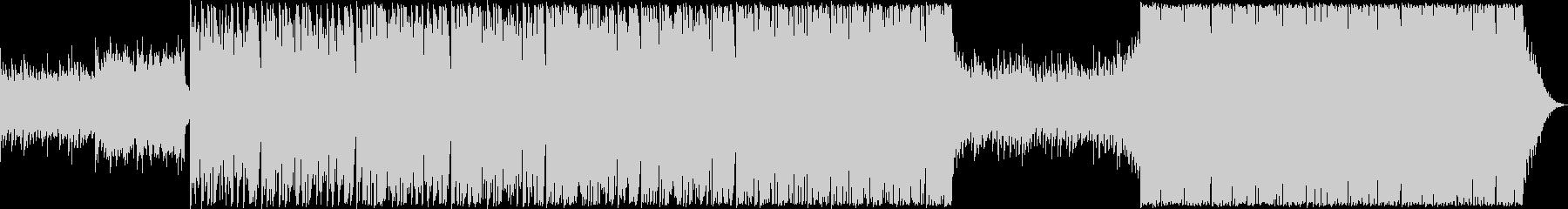 実験的 ロック ポストロック テク...の未再生の波形