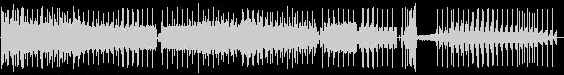 エレクトリックピアノ42の2つのパ...の未再生の波形