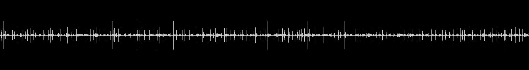 レコードノイズ Lofi ヴァイナル11の未再生の波形
