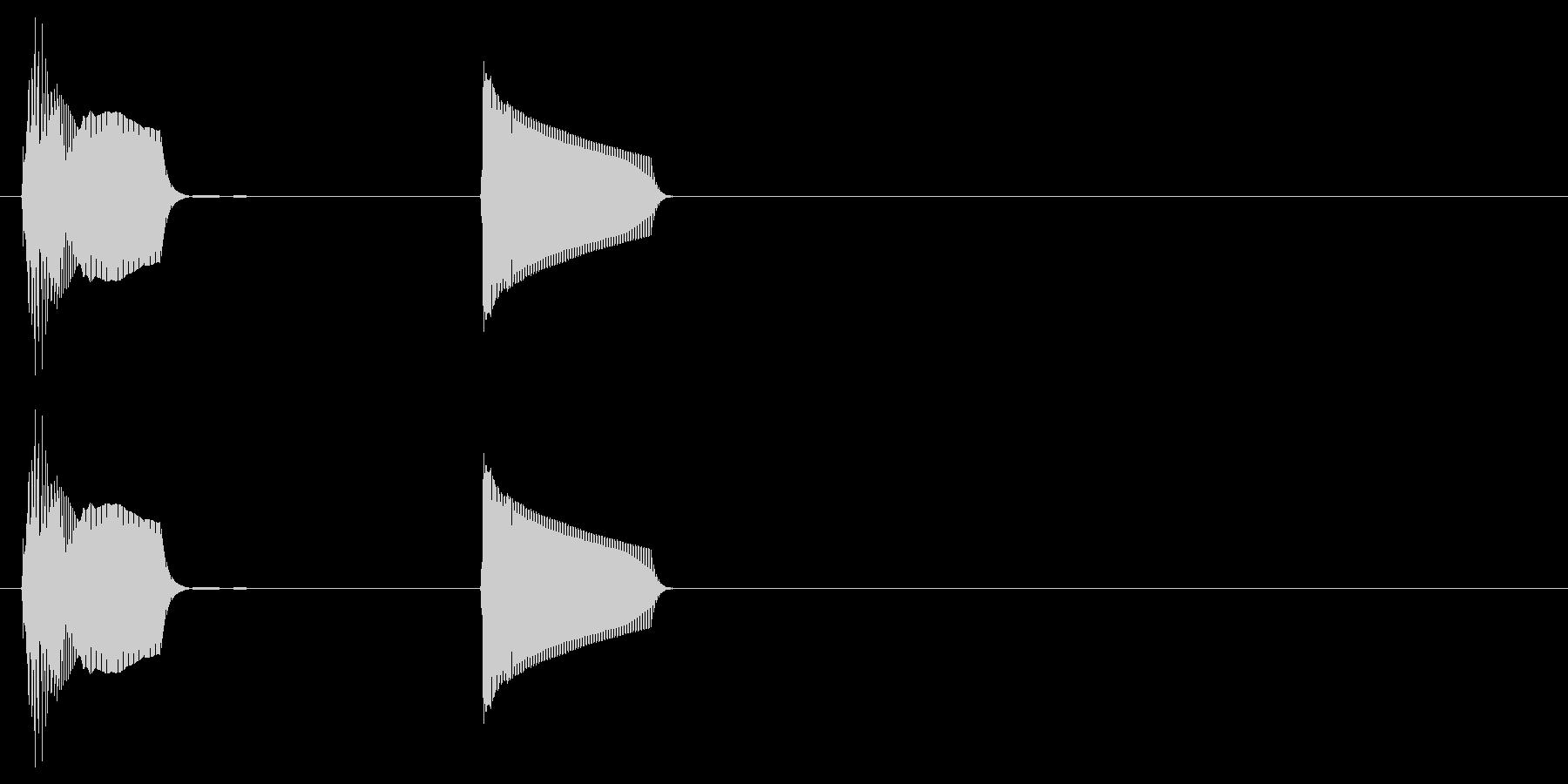 KANT アプリサウンド210148の未再生の波形