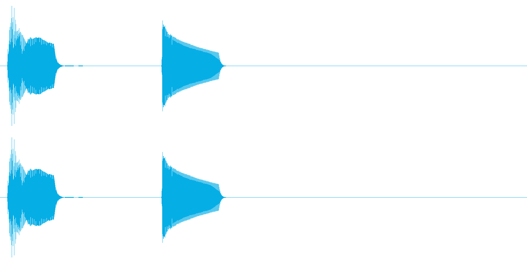 KANT アプリサウンド210148の再生済みの波形