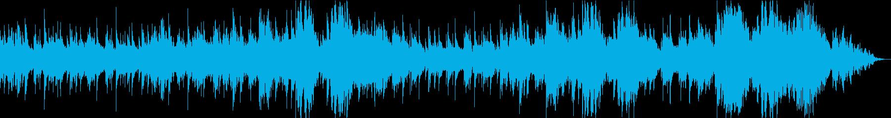 アコースティックポジティブフォーク...の再生済みの波形