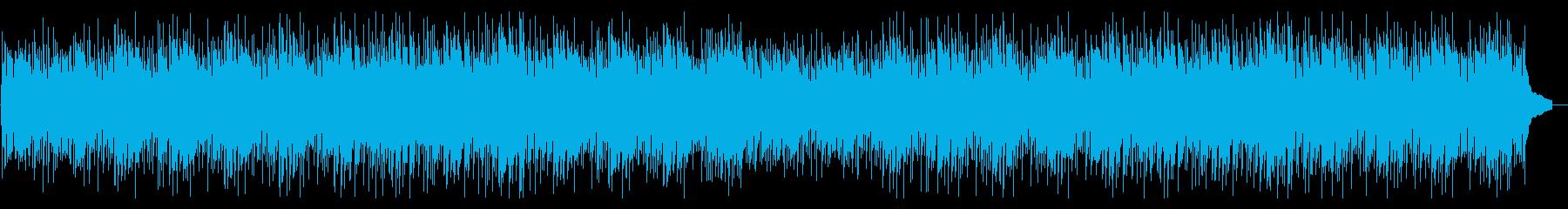 【パーカス抜】のんびりお気楽なウクレレの再生済みの波形