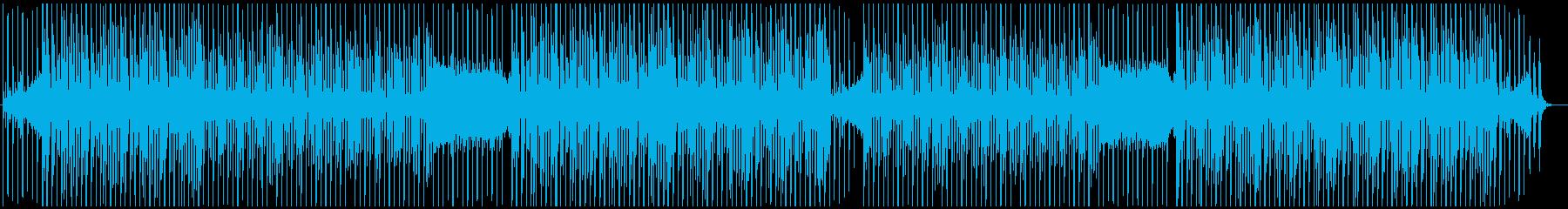 洋楽 ドラマチック シンセサイザー...の再生済みの波形