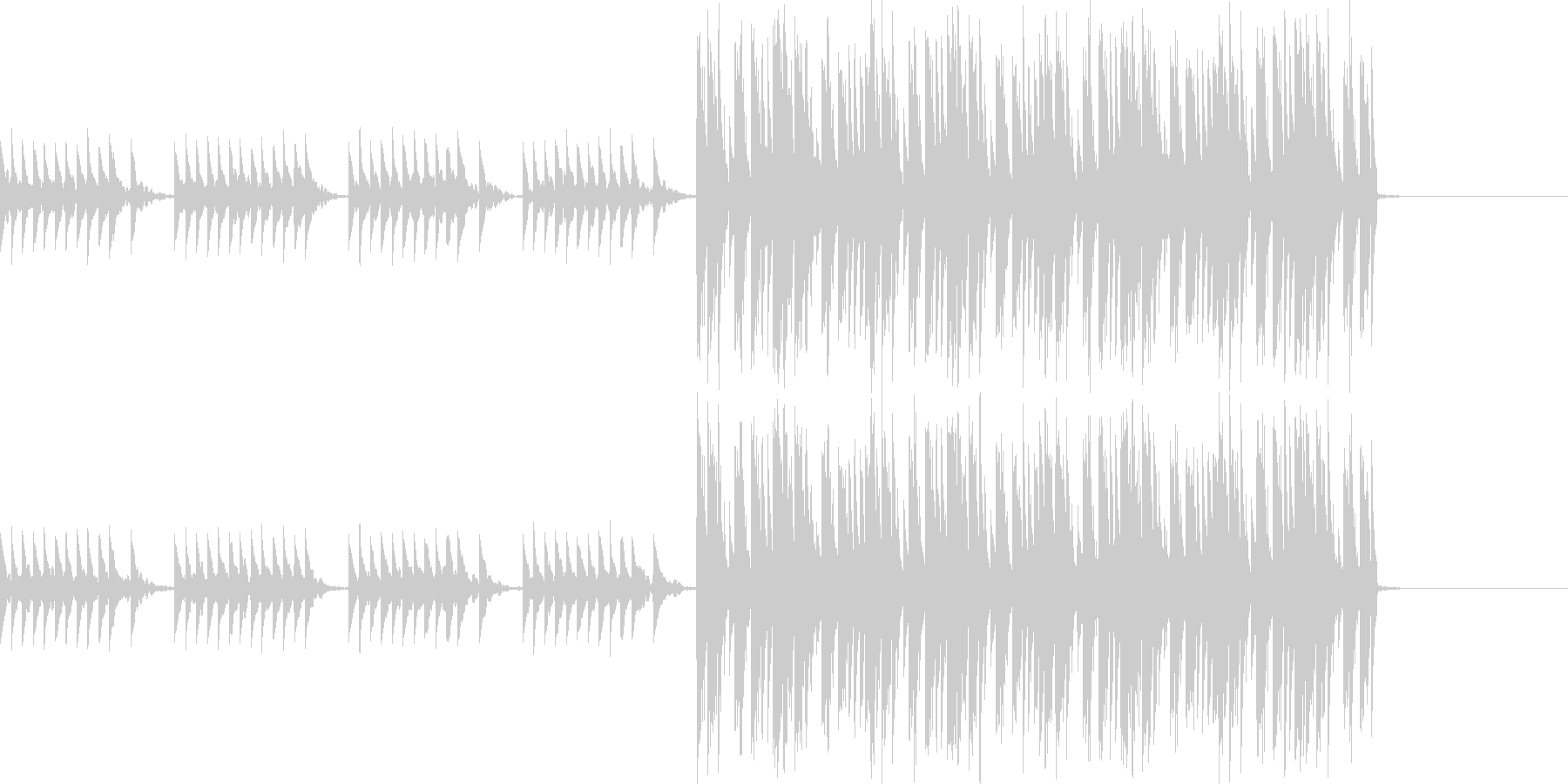 creo_leo_bgm17の未再生の波形