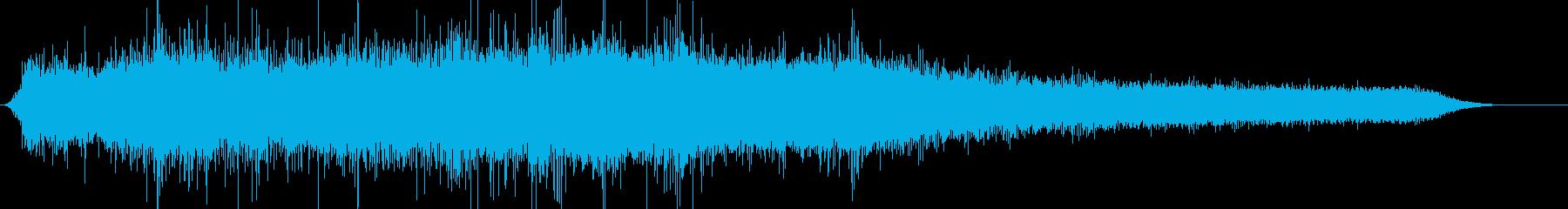 ベル212:インテリア:ホバー、ラ...の再生済みの波形