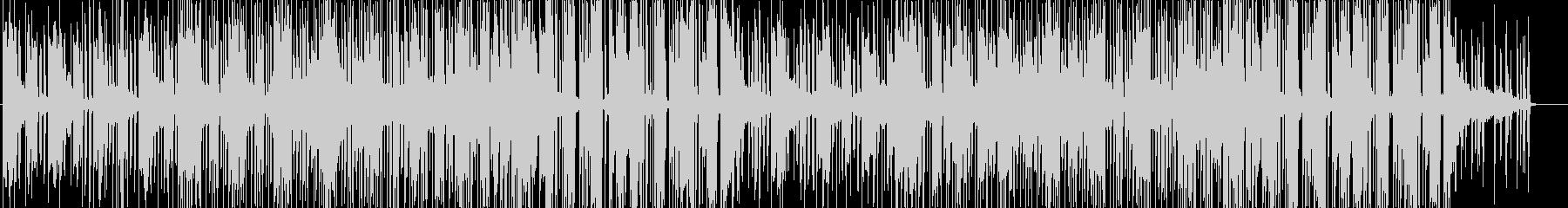 ネオシティポップなエレクトロダンスソウルの未再生の波形