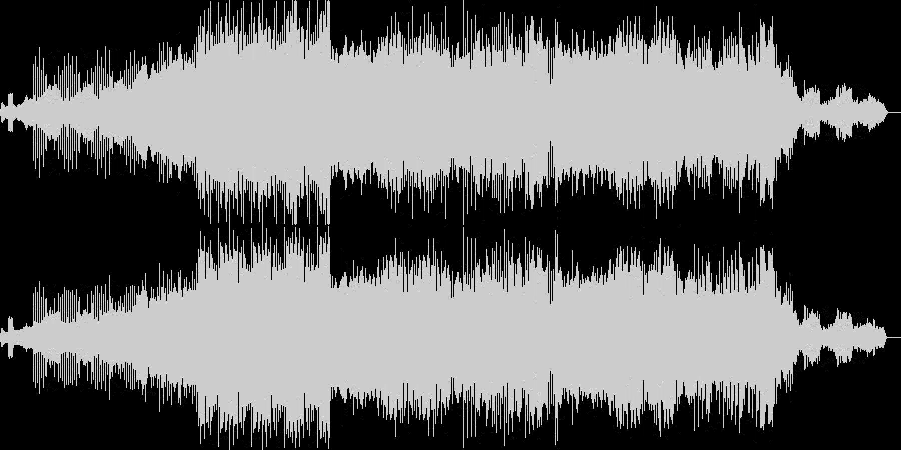 サイケデリックミュージック。クレイ...の未再生の波形
