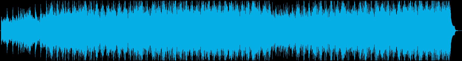 Inspiring Ways's reproduced waveform