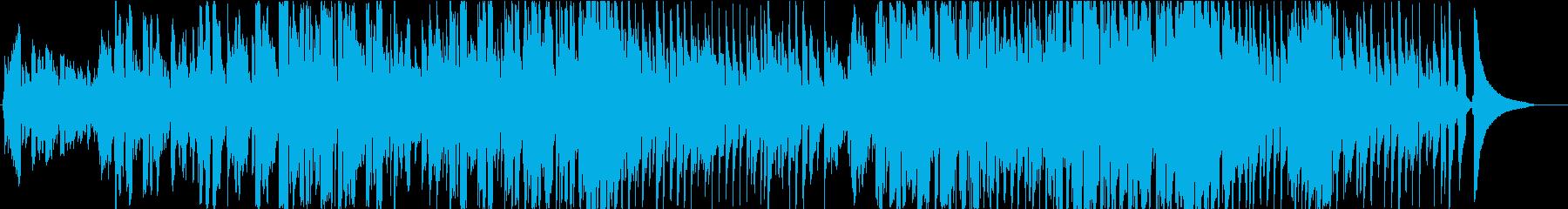 露草の再生済みの波形